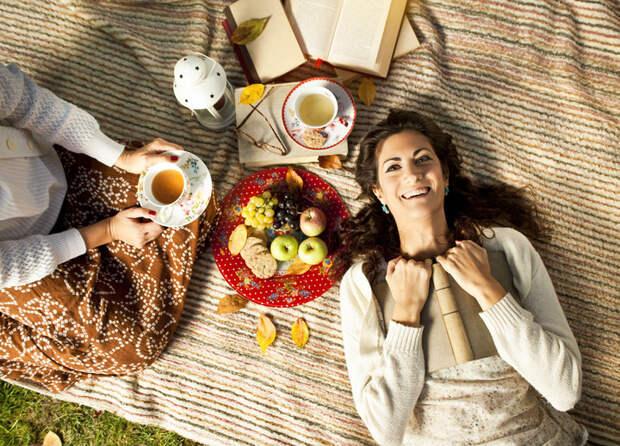 Правильно составленное меню подарит вам хорошее настроение и стройность
