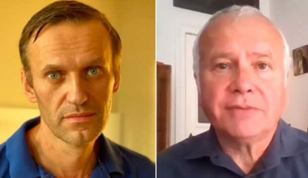 """Рар рассказал о главной ошибке Берлина с """"резко воскресшим"""" Навальным"""