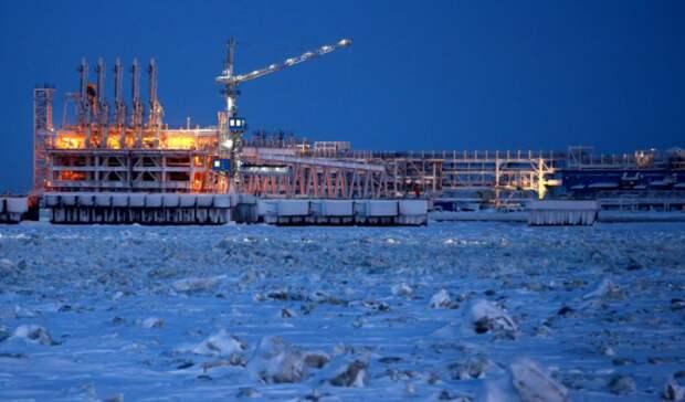 100% «Арктик СПГ 2» получил взалог Сбербанк