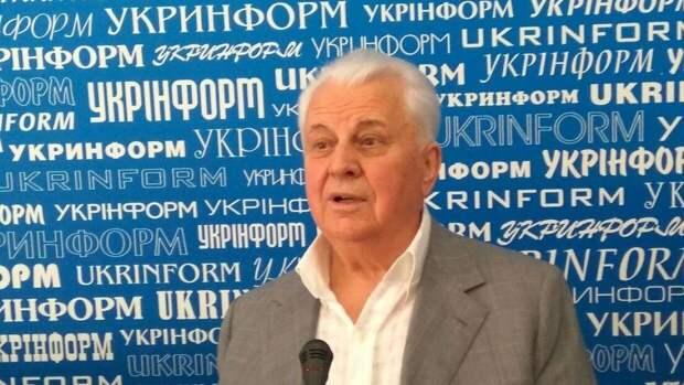 Экс-президент Украины Кравчук назвал условие для компромисса по Донбассу