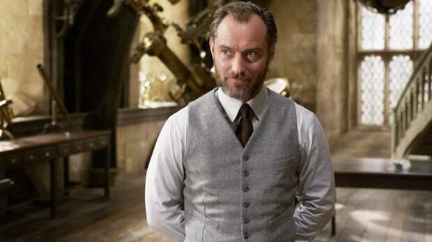 Новая часть «Фантастических тварей» получила подзаголовок «Тайны Дамблдора»