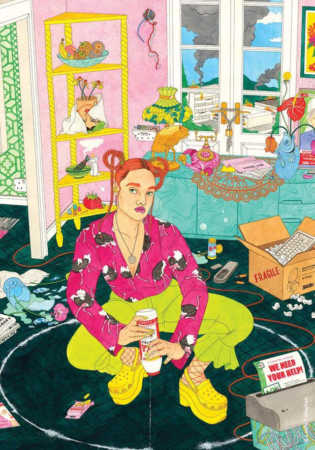 «Все вещи в доме хотят меня убить». Какие проблемы бывают во время ПМС и как их избежать