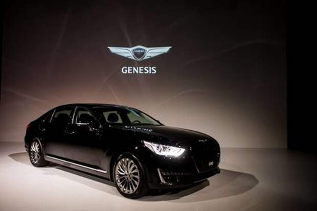 Hyundai застолбила территорию в премиуме