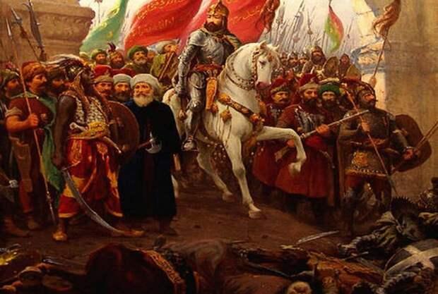 Мехмед Завоеватель.