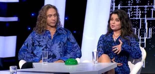 Тарзан бурно отреагировал на новость о существовании дочери Наташи Королёвой от другого мужчины