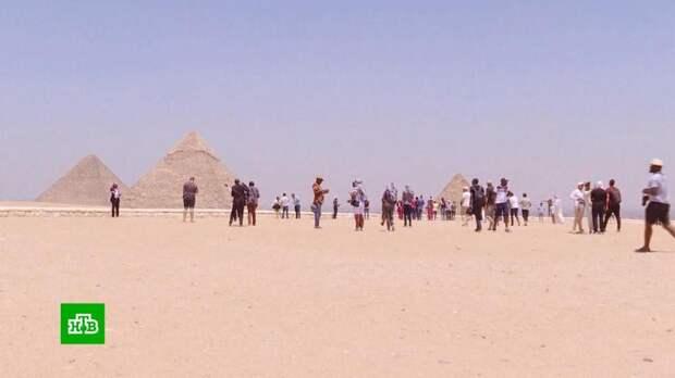 Названы возможные сроки запуска чартеров на курорты Египта