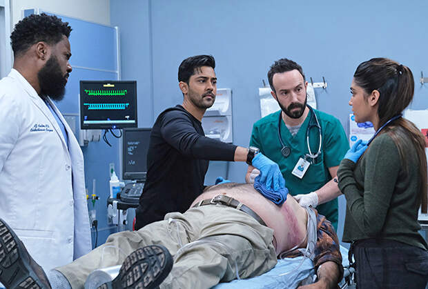 The Resident: [Spoiler] Promoted to Series Regular Ahead of Season 5