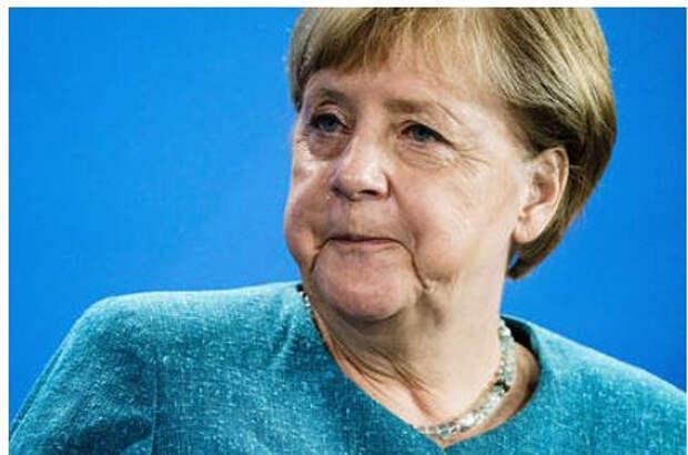 На Украине рассказали о «наплевавшей» на интересы Киева Меркель