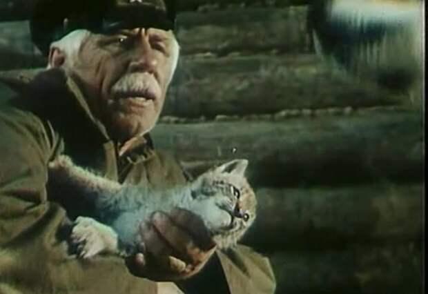 Кадр из к/ф «Тропой бескорыстной любви» (1972). | Фото: static.megashara.com.