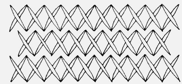 Швы и строчки для ручной вышивки: огромная подборка всего, чего только можно!