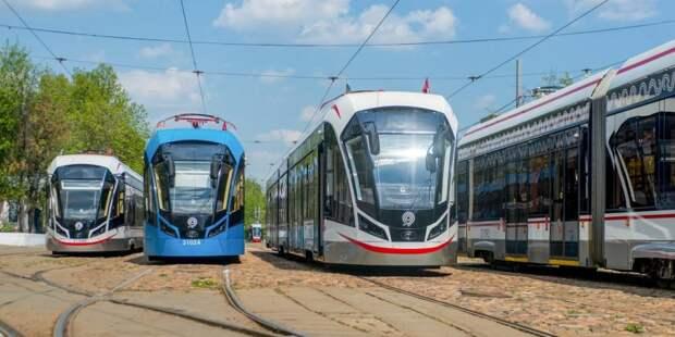 Трамвай №27 не будет ходить по выходным дням