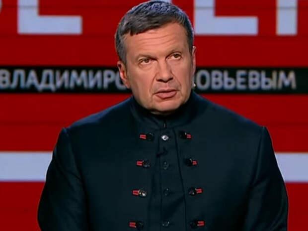Соловьев пояснил претензии к Хаматовой словами Владимира Высоцкого