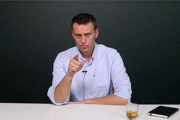 Названо вещество, которым мог отравиться Навальный