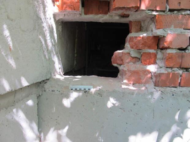 Разобрал кирпичную стену и пробрался в чужой гараж: томича будут судить за кражу