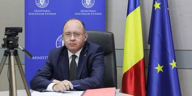 """Глава МИД Румынии назвал Чёрное море """"озером НАТО"""""""