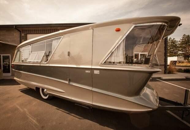 1961 holiday house geographic model x авто, автомир, интересное, монстры, странные