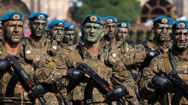 МИД Армении заявил о готовности противодействовать эскалация Азербайджана