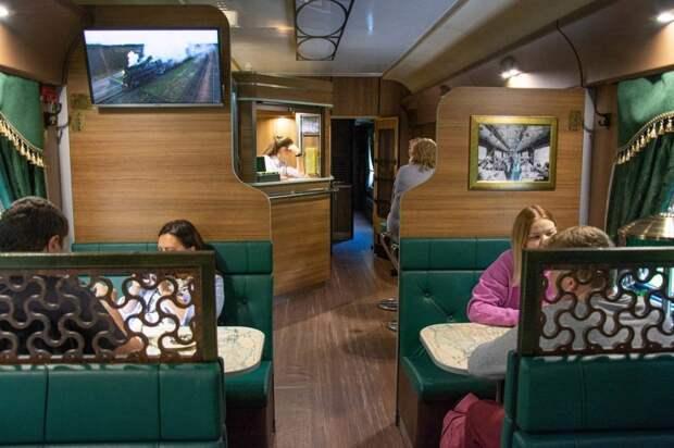 Новый поезд свяжет Петрозаводск, Питер и Москву