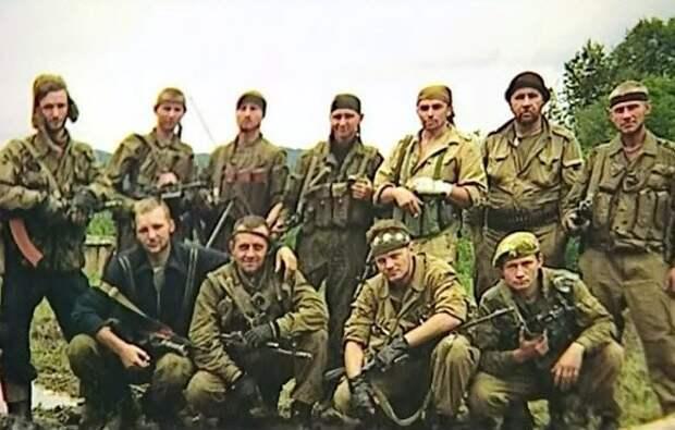 «Бешеная рота»: каких российских военных так боялись чеченские боевики