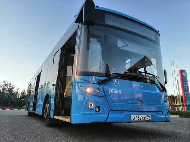 103 автобусных маршрута запустят в Тверской области при внедрении новой транспортной модели в Ржевской, Старицкой, Кимрской и Зубцовской агломерациях