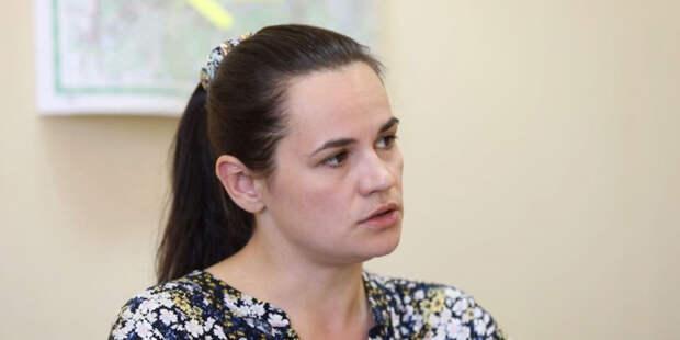 Тихановская хотела бы возглавить Белоруссию «в переходный период»?