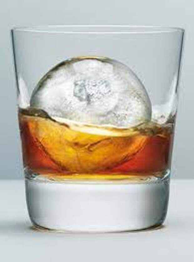 японский лед для коктейлей