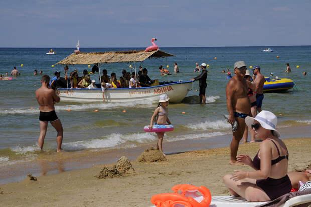 Синоптик назвал сроки комфортного купания на Чёрном море