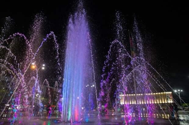 В выходные у фонтана на главной площади Краснодара будет звучать Михаил Глинка