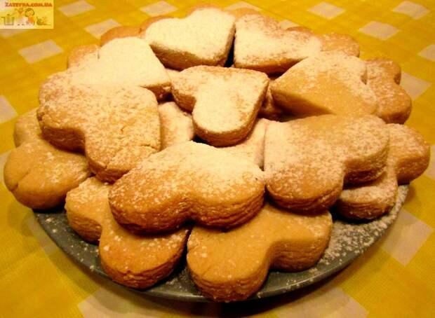 Печенье «Тающий снег»