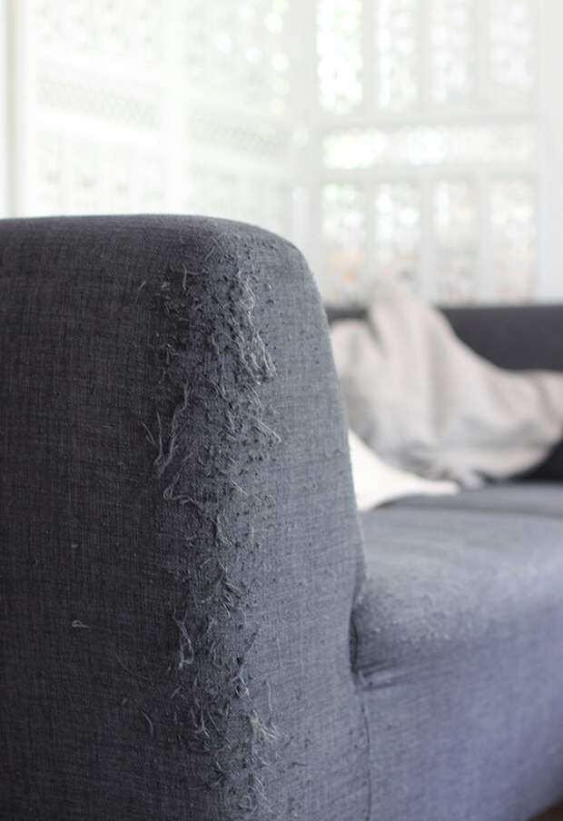 Ремонт дивана (Diy)
