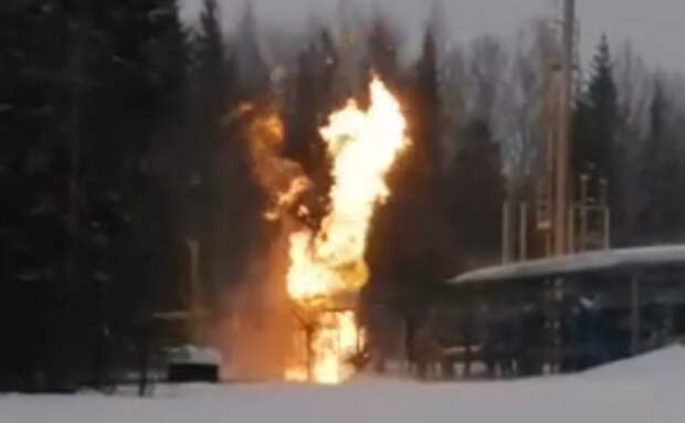 Из-за аварии на газопроводе в Качканаре жители города остались без газа