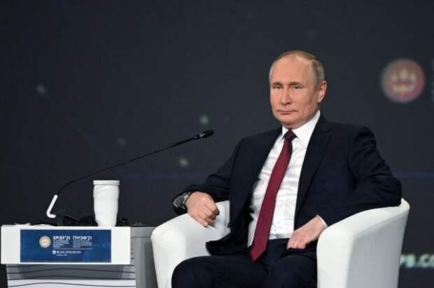 Путин назвал сроки завершения второй нитки «Северного потока – 2»