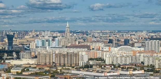 Москва и Пекин подписали программу сотрудничества на три года. Фото: М.Мишин, mos.ru