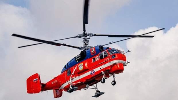 Ростех представит модернизированную версию вертолета Ка-32 на авиасалоне МАКС-2021