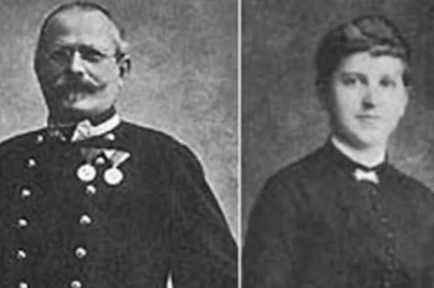 Клара стала третьей женой Алоиса.