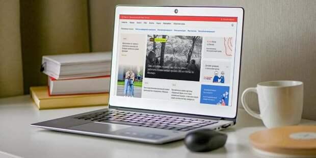 Собянин: электронные услуги экономят работающим людям не менее 2 дней в год