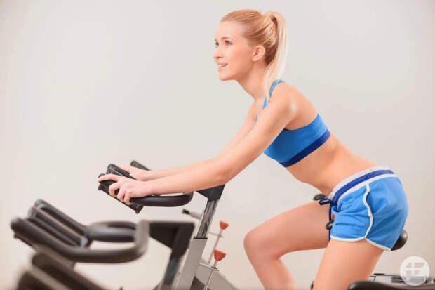 Как сделать тренировку на велотренажере интересной