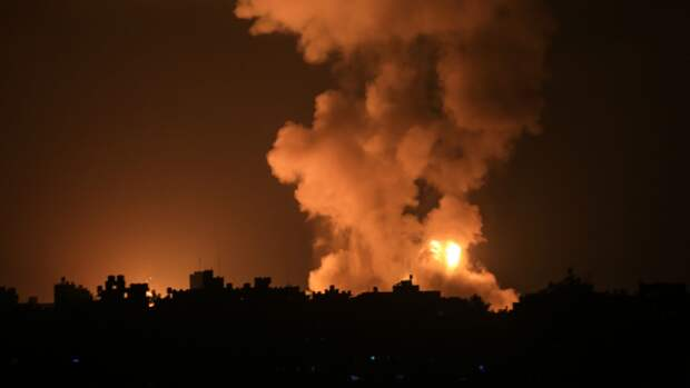 Палестина с 10 мая выпустила по территории Израиля более 1,7 тыс. ракет
