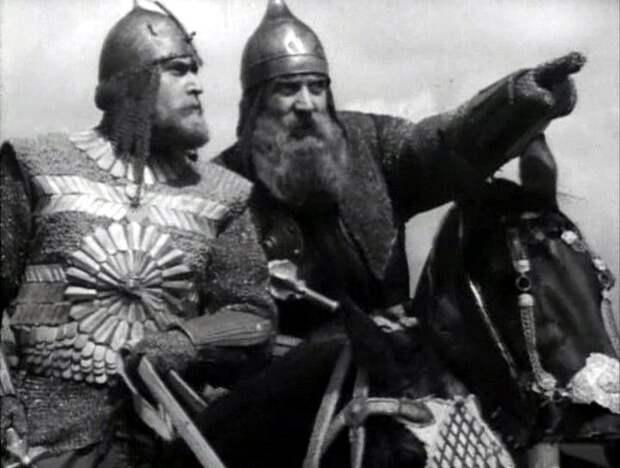 Советские царские полководцы...