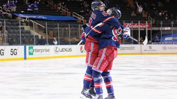 НХЛ может наказать российского форварда Бучневича