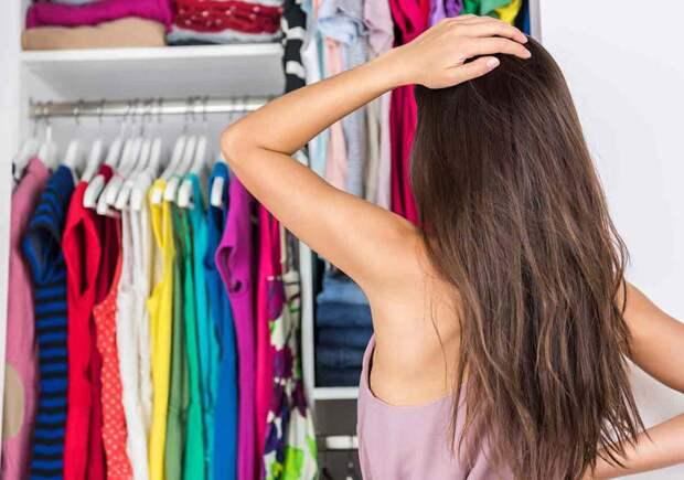 Вещи в женском гардеробе, от которых необходимо избавиться