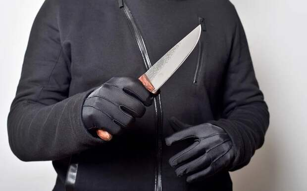 В Рязани задержали мужчину, ударившего ножом собутыльника
