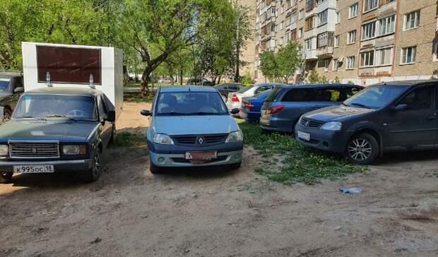 ТСЖ просит власти Ижевска передать землю под парковку за рубль