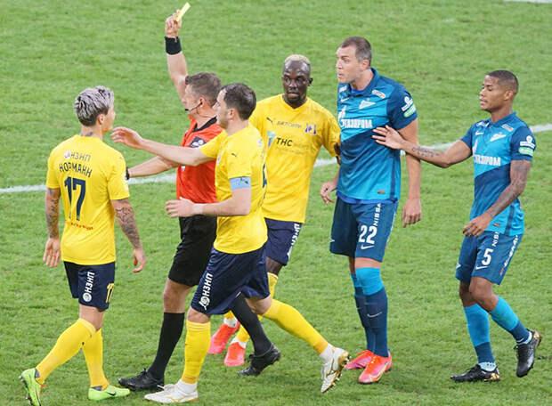 «Ростов» не подавал протест на судейство в матче против «Зенита». «А смысл?» - переспросил бы в своем стиле Карпин