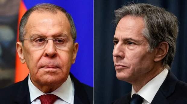 ВГосдепе надеются, что встреча Блинкена иЛаврова поможет отношениям сРоссией