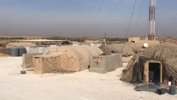 NYT: иранские беспилотники атаковали базы ВС США в Ираке