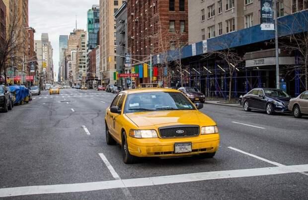 История нью-йоркского таксиста...  (не юмор)