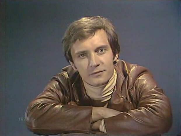 Как менялся робот Вертер, актер Евгений Герасимов, с течением времени.