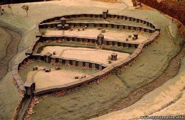 Золотарёвское городище: история, отнятая у народа
