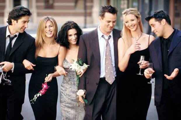 HBO раскрыла подробности о спецвыпуске сериала «Друзья»